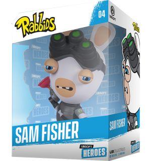 UBISOFT HEROES - RABBIDS - SAM FISHER (SERIE 1)