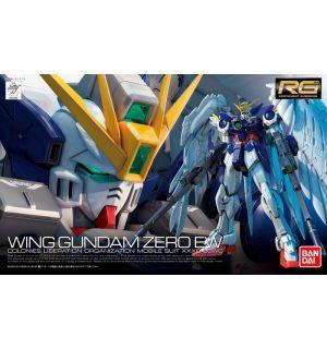 Rg Gundam Wing Zero Custom Ew (Scala 1/144)