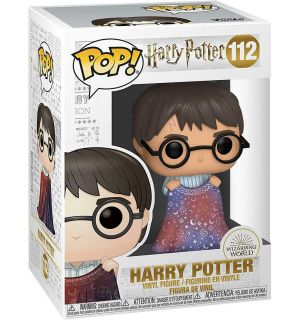 Funko Pop! Harry Potter - Harry With Invisibility Cloak (9 cm)