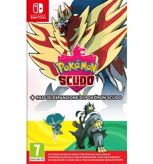 Pokemon Scudo + Pass Espansione