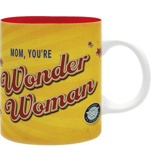 WONDER WOMAN - WONDER WOMAN MOM