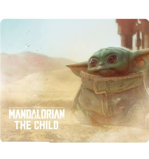 Star Wars The Mandalorian - Tappetino Per Mouse (Baby Yoda)