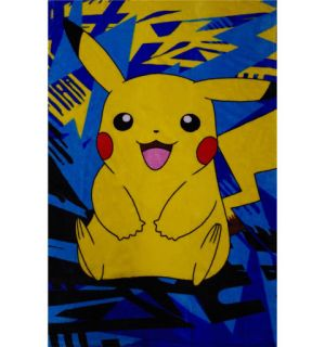 Pokemon - Pikachu (100 x 150 cm)