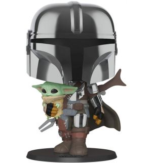 Funko Pop! Star Wars The Mandalorian - The Mandalorian (25 cm)
