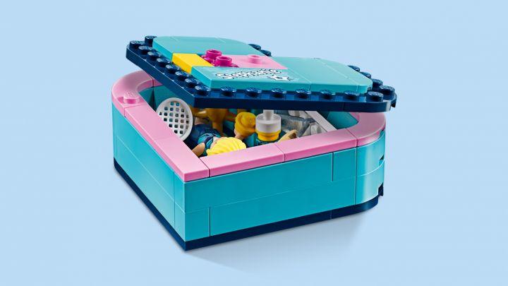 lego friends cuore  LEGO FRIENDS - SCATOLA DEL CUORE DI STEPHANIE