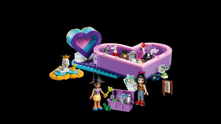 lego friends cuore  LEGO FRIENDS - PACK DELL'AMICIZIA SCATOLA DEL CUORE