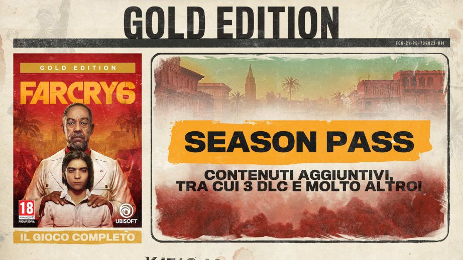 Far Cry 6 (Gold Edition) - XBOX | Gamelife