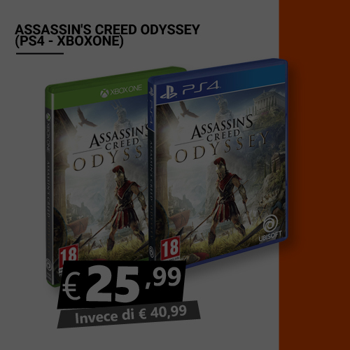 Offerta Assassin's Creed Odyssey Black Friday