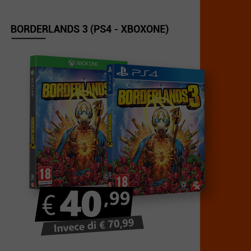 Offerta Black Friday Borderlands 3