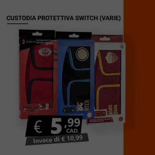 Offerta custodia protettiva Nintendo Switch Black Friday