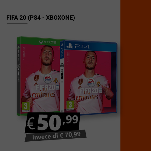 Offerta Fifa 20 Black Friday