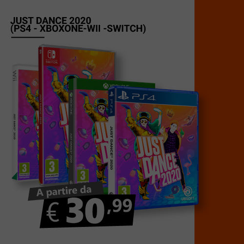 Offerta Just Dance 2020 Black Friday