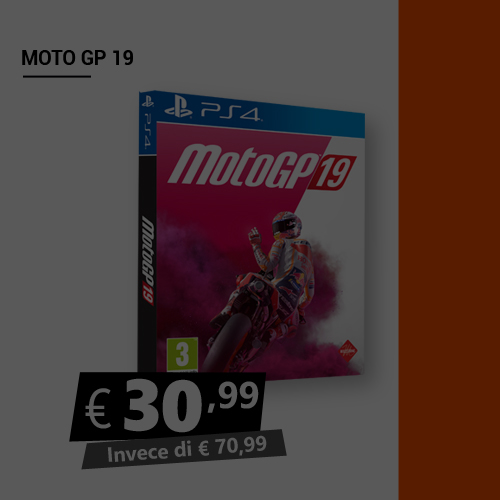 Offerta Moto Gp 19 Balck Friday