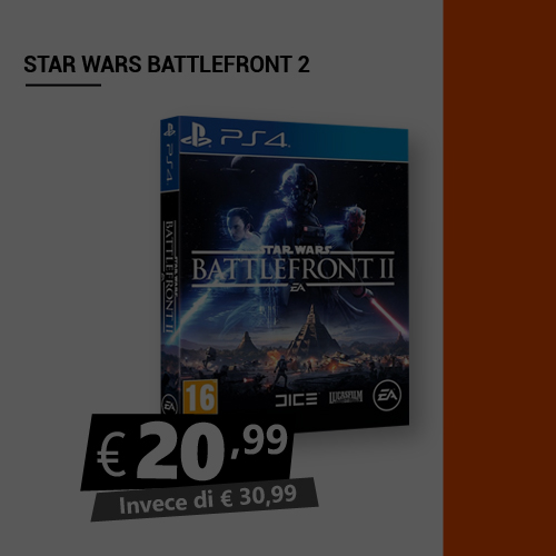 Offerta Star Wars Battlefront Black Friday
