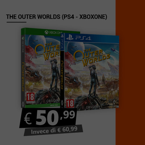 Offerta The Outer Worlds Black Friday