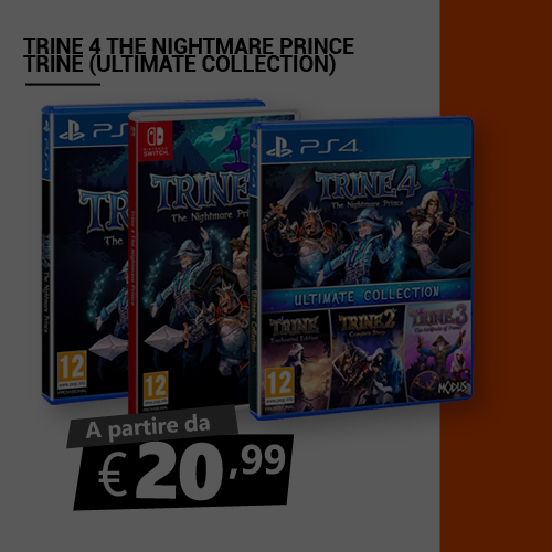Offerta Trine Black Friday